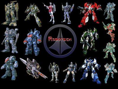 Battletech   Robotech Wallpaper