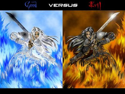 Good versus Evil   LD