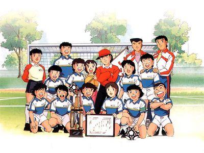 glw tsubasa team