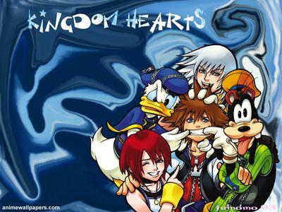 kingdomhearts 2