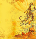Goddesses in Goldenrod
