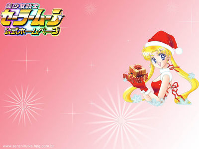 Christmas Sailor Moon