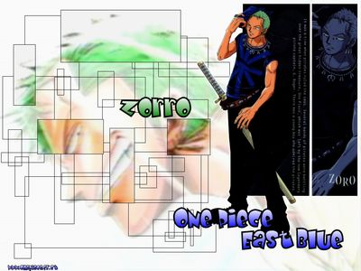 East Blue   theme 3 (zoro)