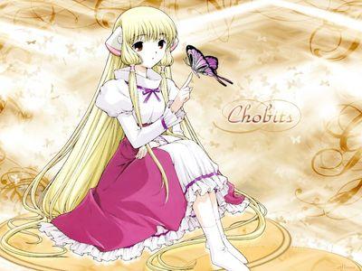 chobits 13