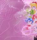 inner senshi starry wall