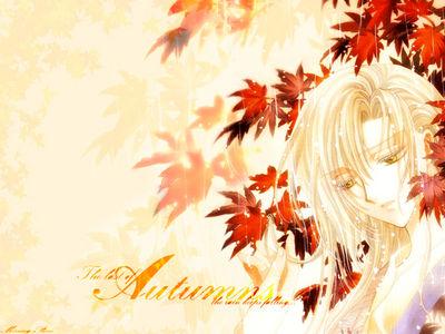 The last of autumns