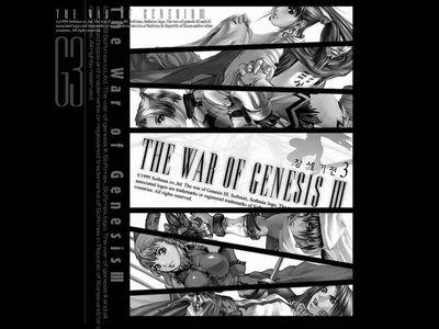 war of genesis 3
