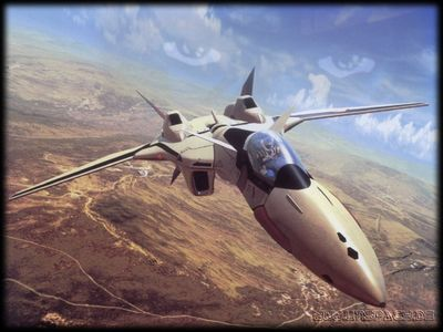 Robotech Macross Plus wallpaper HiRes   great picture YF 19 in flight with Isamu  s eyes watching