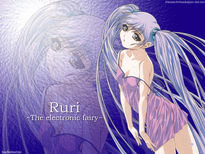 Ruri   The Electronic Fairy