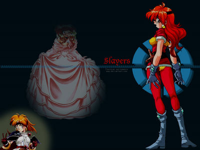 Slayers  wallpaper  one