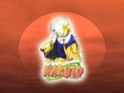 naruto wallpaper sunset