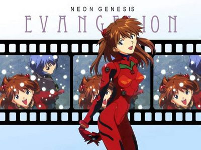 neon genesis evangelion184