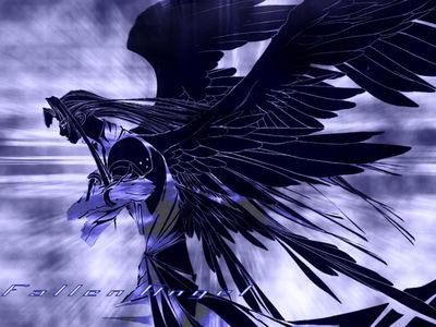 Fallen Angel Sephiroth