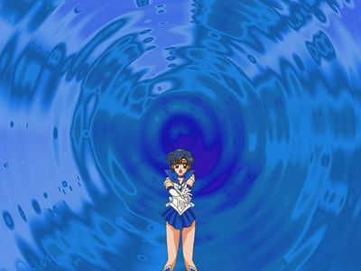 Sailor Mercury Ripple