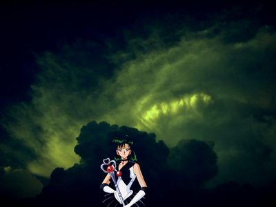 Sailor Pluto Clouds