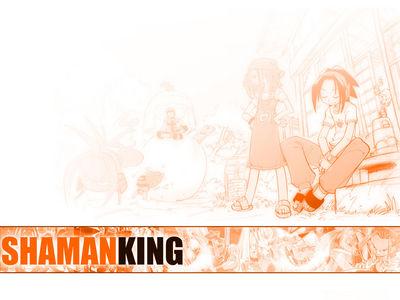 shaman king v1