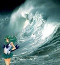 Sailor Neptune Waves