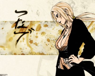 Tsunade Finally Finished
