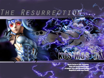 KOS MOS The Resurrection