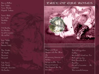 Fall of the Roses   Sanctus