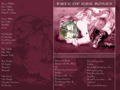 Fall of the Roses   Sanctus