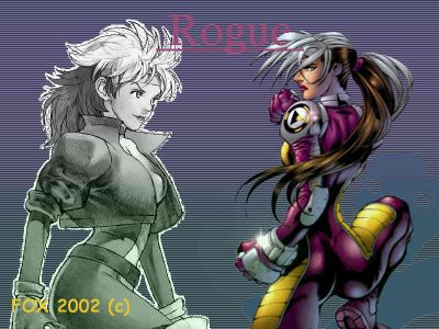 rogue wallpaper fox2002
