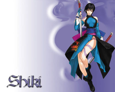 Shiki Wallpaper by my Sister