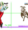 morrigan wallpaper fox2002