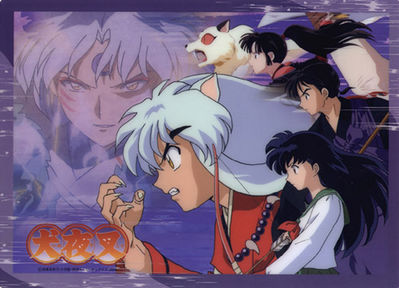 Anime   Inuyasha   Wallpaper