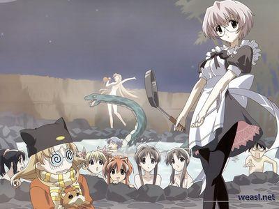 anime wallpaper   happylesson 09