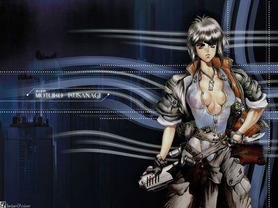 anime wallpaper   shirow