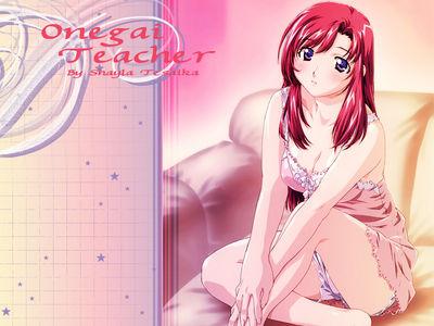 Minitokyo Anime Wallpapers Onegai Teacher [41761]