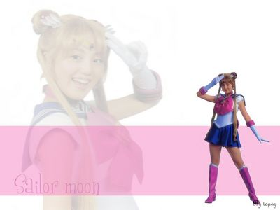 Sailor moon by B2Topaz