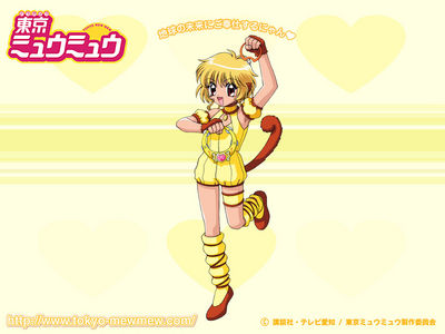 Tokyo Mew Mew Purin wallpaper