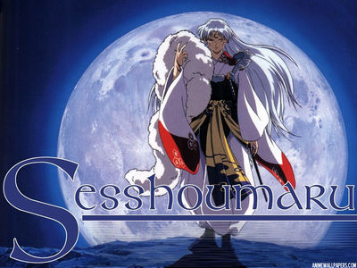 Wallpaper Inuyasha Anime   Inu Yasha   Sesshoumar