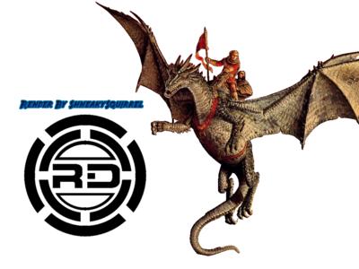 dragons wings