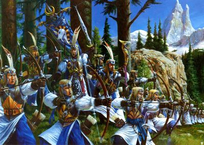 adrian smith high elf archers