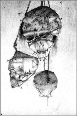 adrian smith nurgle death heads