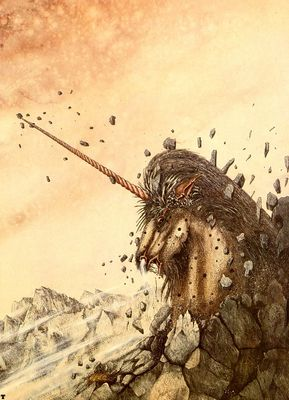 john blanche ice unicorn