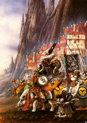 john blanche the awakening