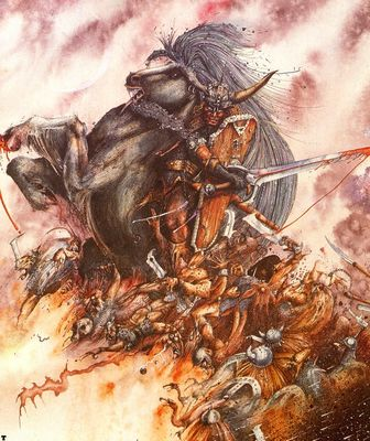 john blanche the barbarian