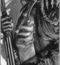 adrian smith mutant with gun