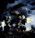 david gallagher orks