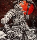 ian miller champion of khorne