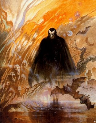 frank frazetta countdracula