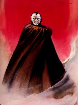frank frazetta prince of darkness