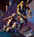 frank frazetta battlefield earth