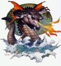 frank frazetta flyingalligator