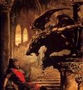 frank frazetta gargoyle