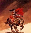 frank frazetta outlawoftorn